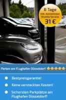Parkgebühr Flughafen Düsseldorf