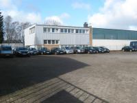Parkplätze Flughafen Hamburg