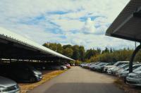 Parkgebühren Flughafen München, M.U.C