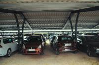 Parkplätze Flughafen München, M.U.C