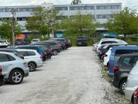 Parken Flughafen München MUC